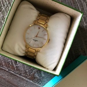Kate Spade Watch - Gold Marble